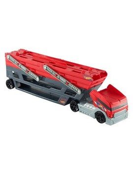 Hot Wheels Mega Turbo Hauler by Hot Wheels