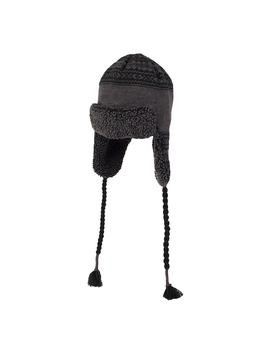 Men's Levi's® Sherpa Lined Knit Peruvian Hat by Levi's