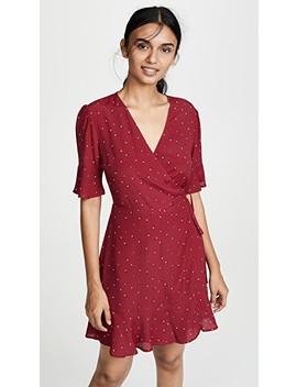 Aimee Wrap Dress by Rails
