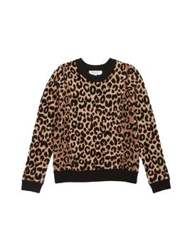 Textured Leopard Sweater by Milly Minis