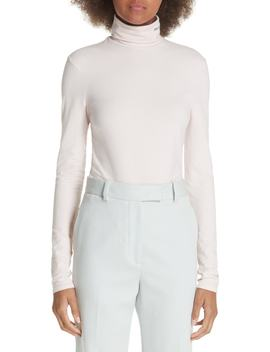 Logo Turtleneck Top by Calvin Klein 205 W39 Nyc
