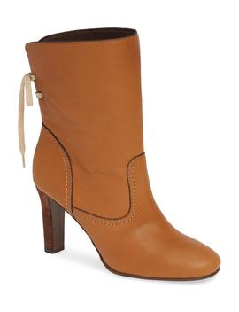 Lara Split Shaft Western Boot by See By ChloÉ