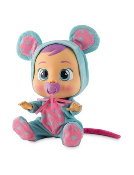 Cry Babies Lala Interactive Doll by Cry Babies