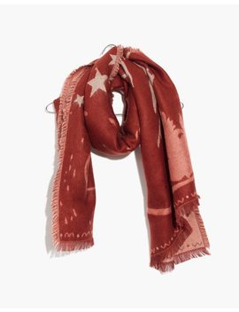 Starscape Scarf by Madewell