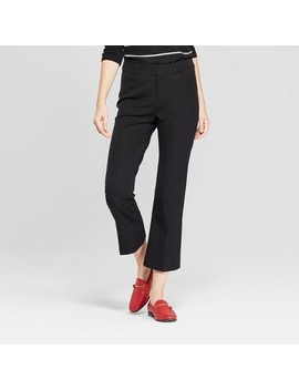 Women's Kick Flare Ankle Pants   A New Day™ by A New Day