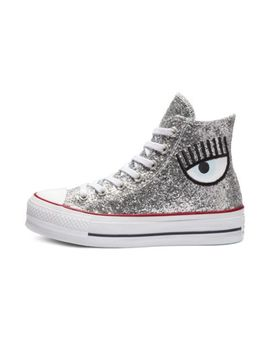 Converse X Chiara Chuck Taylor All Star Lift High Top by Nike