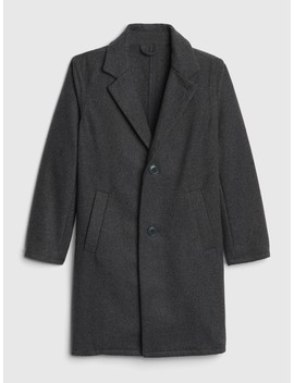 Dressy Wool Jacket by Gap