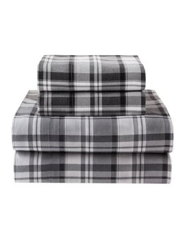 Winter Nights Cotton Flannel Sheet Set by Generic