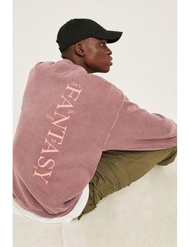 "Urban Outfitters– ÜberfärbtesSweatshirt ""Fantasy"" by Urban Outfitters Shoppen"