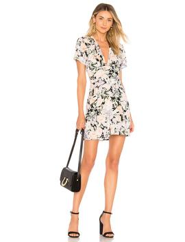 Gardenia Goldie Mini Dress by Auguste