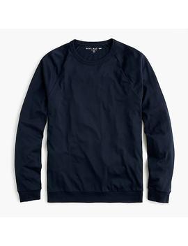 Destination Raglan Sleeve T Shirt In American Pima Cotton by J.Crew