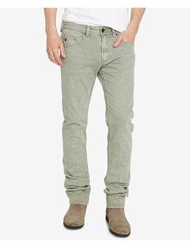 Men's Slim Fit Ash X Jeans by Buffalo David Bitton