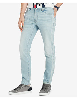 Tommy Hilfiger Men's Slim Fit Jordan Jeans, Created For Macy's by Tommy Hilfiger Denim