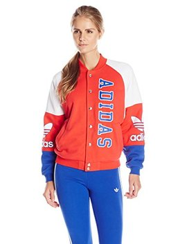 Adidas Originals Women's La Varsity Track Top by Adidas+Originals