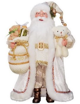 The Holiday Aisle Santa Figurine by The Holiday Aisle