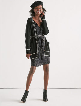 Button Front Cardigan by Lucky Brand