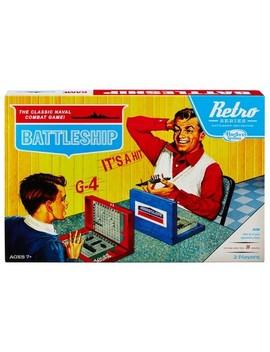 Battleship Game Retro Series 1967 Edition by Battleship