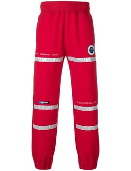 Astronautics Agency Track Pants by Undercover