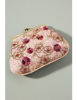 Larissa Beaded Clutch by Anthropologie