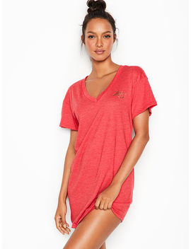V Neck  Sleepshirt by Victoria's Secret