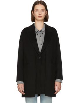 Black Kaye Coat by Rag & Bone