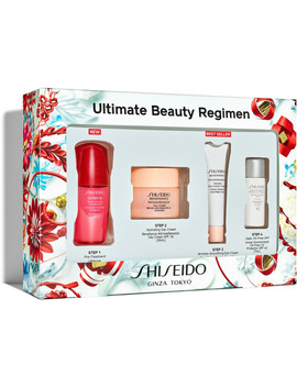 Ultimate Beauty Regimen by Shiseido