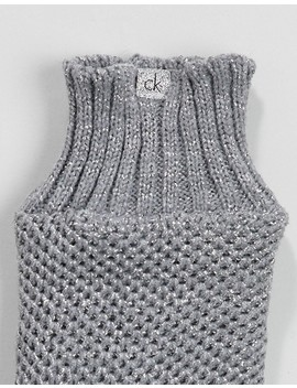 Calvin Klein Knitted Cosy Sock by Calvin Klein