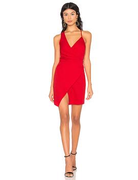 Karina Asymmetric Mini Dress by By The Way.