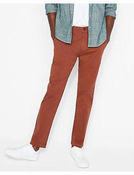 Classic Stretch Chino Pant by Express