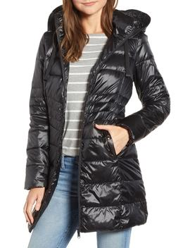 Hooded Down Coat by Sam Edelman