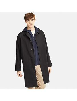 Manteau Blocktech Col Pointu Homme by Uniqlo