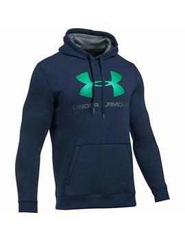 Under Armour Herren Rival Fitted Graphic Hoodie Kapuzen Sweatshirt by Amazon
