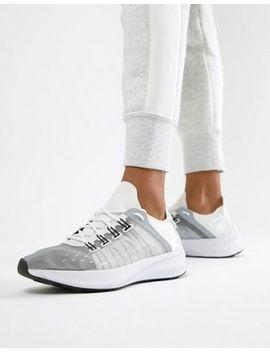 Nike – Future Fast Racer – Sneaker In Weiß Und Grau by Asos