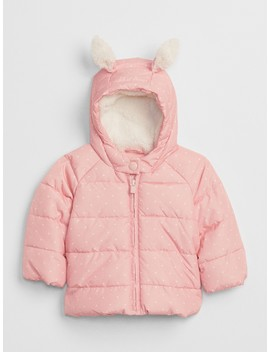 Cold Control Max Bunny Puffer Jacket by Gap