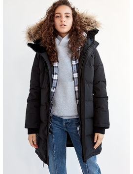 St. Anton Parka   Mid Length, Goose Down Parka by Tna