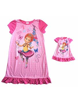 Ame Fancy Nancy Nightgown & Doll Gown Set   Girls by Ame