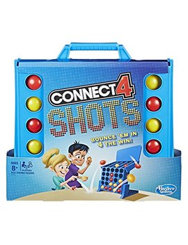 Connect 4 Shots Game by Hasbro