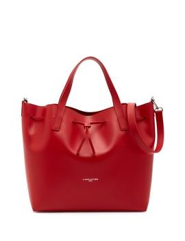Pur Smooth Leather Shoulder Bag by Lancaster Paris