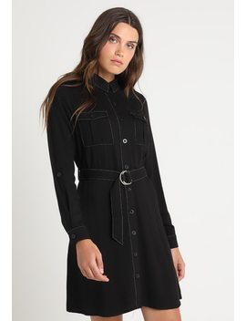 Utility Shirt Dress    Blusekjoler by New Look