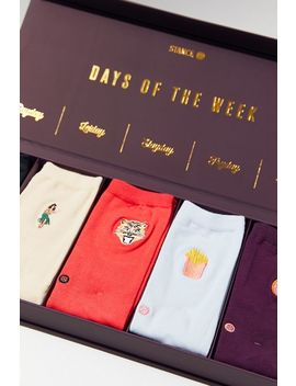 Stance Days Of The Week Sock Box Set by Stance