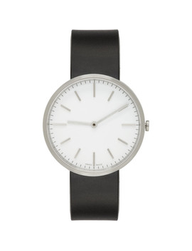 Black Rubber M37 Watch by Uniform Wares