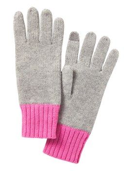 Ribbed Knit Glove by Banana Repbulic