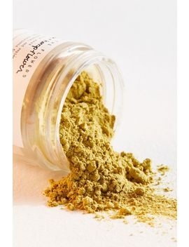 Among The Flowers Green Tea + Hemp Flower Nutrient Face Mask by Among The Flowers
