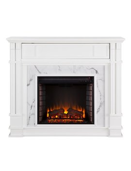 Alcott Hill Chesterbrook Electric Fireplace & Reviews by Alcott Hill