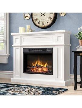 Charlton Home Biermann Electric Fireplace & Reviews by Charlton Home