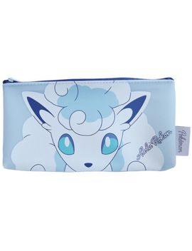 Alolan Vulpix Rokon Silicone Pouch Pokemon Center Japan Original by Pokemon