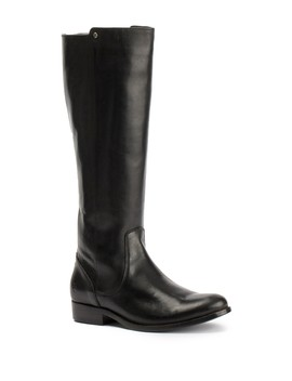 Melissa Leather Tall Boot by Frye