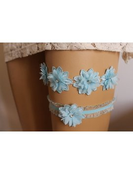 Wedding, Blue Lace Bridal Garter,Wedding, Stretch Lace Garter , Bridal Garter , Wedding Garter Bridal Lace Garter, Bridal Lingerie Garter by Etsy