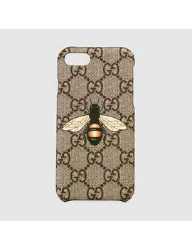 Bee Print I Phone 8 Case by Gucci