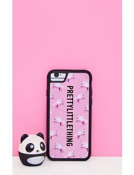 Prettylittlething Unicorn Pink I Phone 8 Case by Prettylittlething